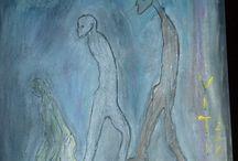 Mi Alma desnuda / Aquí encontrarás mi ALMA en pequeños retazos en forma de dibujos y cuadros. Si quieres conocerme, úsame.