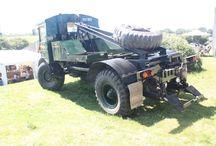 Lorries: Timber Tractors