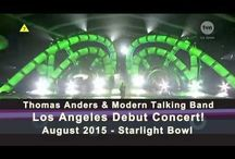 ThomasAndersConcert / This is about our August 2015 Thomas Anders & Modern Talking Concert
