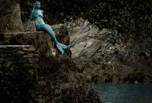 mermaids / mermaids / by Holly Johnson