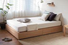 Simple bedroom @titiktemu