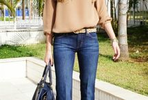 Moda que Amooo / Seguindo tendências da moda que eu gosto...