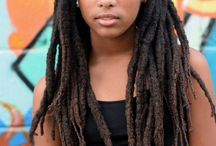 African Natural Hair/ Locks