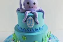 Cakes / Flotte kager