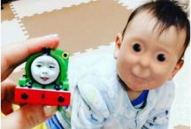 Random Face Swaps / You know what these are.