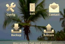 My Warranties / My Warranties allows you remembering the warranty and expiry details of all your items. It is very easy to use and offers many possibilities: • Create your inventory, including photos taken with your mobile, chosen from gallery or obtained through Internet • Search and filter your items • Share your items information • Track the warranties • For mobile phones and tablets • Call for service • Send an email to service with all item information • Reminders • Barcode scanning • Etc