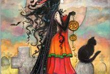 魔女、ハロウィン