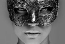 craft ideas masks / by Gala