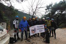 ict-istanbul canyoning team-KaputaşKanyonu - 2015-02-07-08