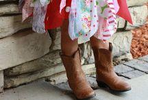 Kids Wear / by Maria Morales