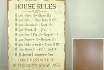 huisregels