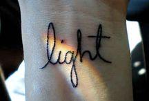 Tattoos / by Margaret Clark