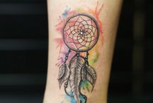 Water Color Tattoo Ideas