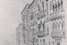 Venice drawings / Enjoy original drawings and sketches of Venice, Italy.
