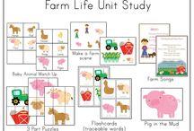 Farm Unit / by Jane Miller