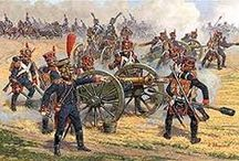French Napoleonic period artillery