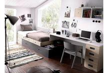 habitación juvenil casa