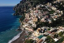 Destination... Amalfi Coast Wedding / A Mediterranean wedding in Positano or Ravello means lemons, olives' scent and rare porcelain, Neapolitan rhythm and stunning landscapes… Imagine your intimate ceremony on the Goods Path…