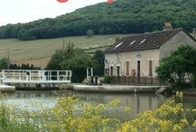 Canal walks / Long-distance walking along the canals of France – highlights, inspiration and practical tips