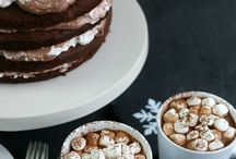Hot Chocolate Everything / These recipes will definitely satisfy any chocolate lover's sweet tooth! Yum!  / by International Delight