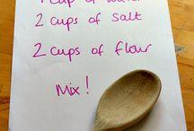 ceramic / salt dough etc..