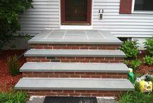 Steps/Walkway