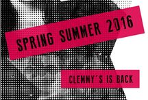Clemmy's is Back / New collection Spring Summer 2016 | www.clemmyisback.it #followus #clemmysisback #newwebsite