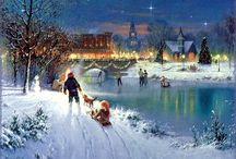 Joulutauluj