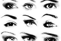 eyebrow / wenkbrauwen