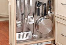 Storage Ideas / by Kerryanne Wilson