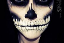 skull fashionista shoot