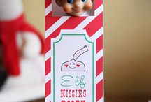 Elf on the shelf / Christmas!
