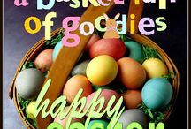 Easter! / Recipes and anything to do with the Easter Holiday
