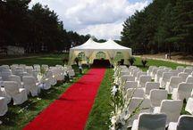Weddings/Wesela / Traditional party? Open-air weeding? Reception in less typical style? We're at your service!/ Tradycyjne wesele? Ślub w plenerze? Przyjęcie w nietypowym stylu? Jesteśmy do usług!