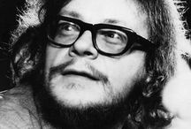 Jerzy Grotowski / Jerzy Grotowski (1933-1999), was a Polish theatre practitioner who developed an intensive system of actor training and performance known as Poor Theatre.