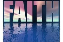 Faith / by Inge Frederick
