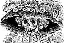 Dia de Los Muertos / by Sue C.S.