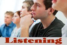 Listening Lessons