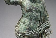 Arte em bronze