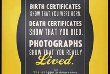 Photography Quotes / by Marsha Fagerstrom