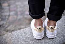 Flat shoes.....