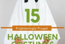 Frugal Halloween Costumes