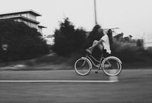 we ride bicycles...