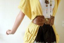 Pretty clothes :)