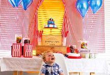 Birthday party ideas (general) / by academom