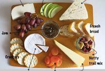 Mesas de queijos
