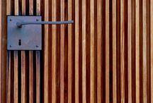 drewniane detale