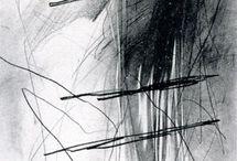 Gerard Richter drawings