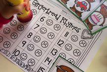 Phonemic Awareness for Kinder