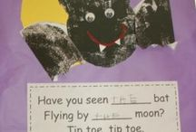 preschool fall ideas / by Susan Osterhart